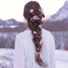 Romantic braid. Yes or No?🌸  Double tap if you like it 💕  ❤ follow ❤↠@stylish.galleria  ---------------  By @aurorabraids    #instafashion #romantic #fashion #haircolor #blonde #makeupvideo #tutorial #makeupvids #extensions #diy #hairfashion #makeup #makeuplover #makeupaddict #makeupartist #makeupforever #wig #hairstyle #facemakeup #hair #hairstylist #braidideas #braid #braids #fashionista #motd #rapunzel #makeupjunkie #instamakeup #braidstyles