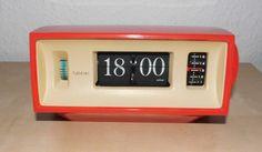 Copal / Caslon 701 / flip clock