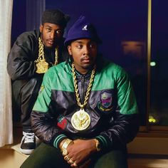 """11 Eric B. and Rakim, """"Eric B is President""""/""""Check Out My Melody"""" (1986)"""