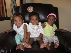 The Halbert triplets, getting close to the big oh-one!
