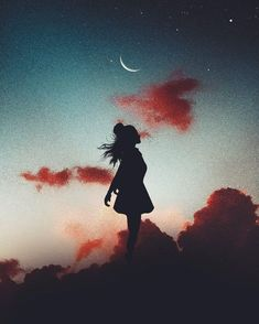 Floating Spirit Silhouette Photography Aesthetic Wallpapers Drowning Drown Drowning Water Un. Cute Wallpaper Backgrounds, Tumblr Wallpaper, Girl Wallpaper, Nature Wallpaper, Galaxy Wallpaper, Cute Wallpapers, Wallpaper Desktop, Beautiful Wallpaper For Phone, Pretty Wallpapers For Girls
