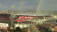 City Ground (Football Club) Nottingham