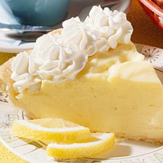 Lemon - Cream Cheese Pie