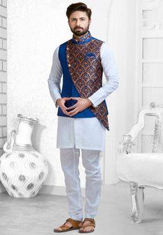 Shalwar Kameez With Waistcoat Best Combination Of Shalwar Kameez With Waistcoat . - Shalwar Kameez With Waistcoat Best Combination Of Shalwar Kameez With Waistcoat Trendy kurta pajama - Nehru Jacket For Men, Waistcoat Men, Nehru Jackets, Mens Kurta Designs, Indian Men Fashion, Mens Fashion Suits, Man Dress Design, Kurta Pajama Men, Half Jacket