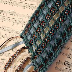 weaving yarn shawl patterns - Google Search