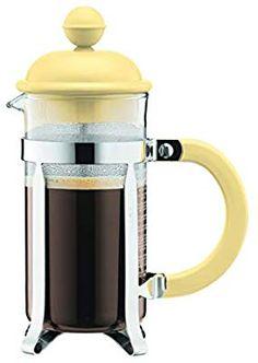 Bodum 1913-341B-Y19 French Press Coffee Maker, glass