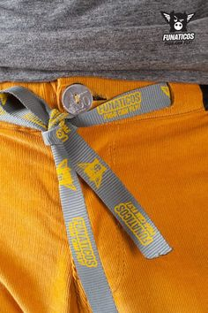 #man #coins #yellow #corduroy #climbing