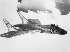 F7U-3 Cutlasses
