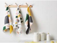 Assembly Tom Pigeon Set of 3 Printed Tea Towels, Multi Kitchen Prints, Kitchen Accessories, Tea Towels, Kitchen Design, Pigeon, Printed, Kitchen Fixtures, Dish Towels, Design Of Kitchen
