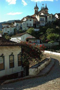 Ouro Preto - Minas Gerais - Brazil