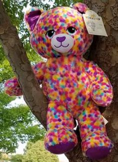 This build a bear is cool and I really want it!