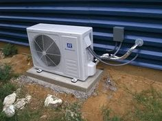 Shipping Container Air Condition