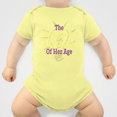 The Brightest Witch of Her Age - Harry Potter Onesie