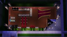 Sims 2 Journal — Welcome to your Local Theater! This is my first... Sims 2, Movie Theater, Arcade Games, Journal, Cinema, Theatres