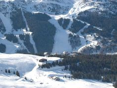 Linking into the 3-Valleys ski area , La Tania is a great place to ski is you're on a budget.