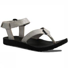 1d9b0cc4acef Teva Women s Original Sandal Leather Metallic Sandals