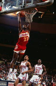 Basketball Pictures, Basketball Shirts, Basketball Legends, Basketball Players, College Basketball, Sports Teams, Los Angeles Clippers, Atlanta Hawks, New York Knicks