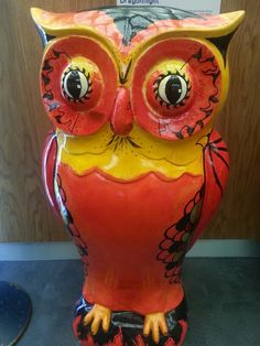 little hoot owl