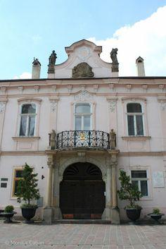 Baroque architecture, Kosice, Slovakia