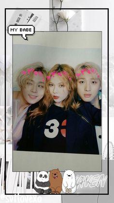 Triple H - HyunA, E'Dawn and Hui