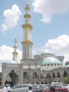 Malaysia | Masjid (Mosque of) al-Ehsaniah, Kampung Melayu Batu 16, Rawang
