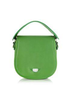 c5c0c29f29 Carven Cactus Green Leather Handbag  445.00 Actual transaction amount