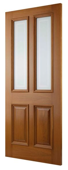 FULHAM Oak Doors, House, Oak, Timber, Timber Door, External Doors, Doors, Home Decor, Exterior Doors