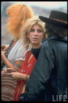 Вудсток 1969 года на снимках журнала Life