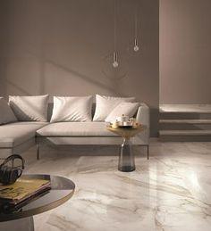 Pavimento/rivestimento effetto marmo SUPREME - Flaviker Contemporary Eco Ceramics