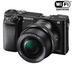 Câmeras semiprofissionais   Câmeras & Filmadoras   Sony Store Online