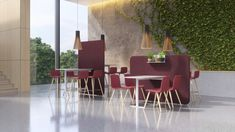 PodMeeting Xpress, designed by Design Studio Office Furniture, Outdoor Furniture Sets, Outdoor Decor, Space Dividers, High Stool, Table Height, Conference Table, Sofa Tables, Studio