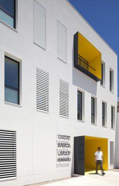 Centro de Saúde de Porreres,© Jaime Sicilia
