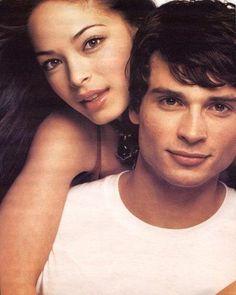 Lana and Clark.