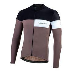 2020 Nalini CORSA Long Sleeve Jersey - Black – Nalini USA 4 Way Stretch Fabric, Range Of Motion, Soft Fabrics, Usa, Long Sleeve, Sleeves, Swimwear, Shopping, Black