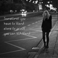 Prove you can stand. Words Quotes, Wise Words, Me Quotes, Funny Quotes, Sayings, Book Quotes, Beth Moore, Great Quotes, Quotes To Live By
