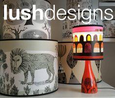 Lush Designs Newsletters