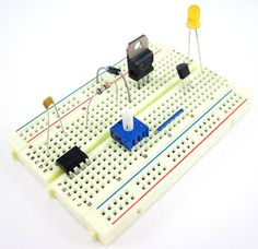 "The ""Breadboard Tutorial"" resource (and video) offers a basic introduction to breadboards and explains how to use them in beginner #electronics projects. [Source: Science Buddies, http://www.sciencebuddies.org/science-fair-projects/breadboard-tutorial?from=Pinterest] #sciencefair #circuits"