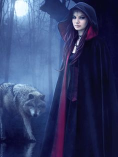 free animated wolf gifs   Download girl with wolf Wallpaper