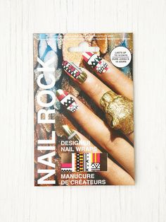Free People Nail Wraps, $8.00