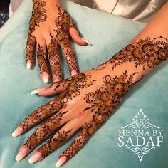 Ideas elegant bridal henna mehndi for 2019 Henna Hand Designs, Arabic Henna Designs, Bridal Henna Designs, Mehndi Design Images, Beautiful Henna Designs, Best Mehndi Designs, Mehndi Designs For Hands, Henna Tattoo Designs, Henna Tattoos