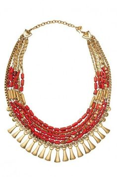 Bliss Statement Necklace | Stella & Dot (£105)