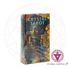 Baralho Tarot - Crystal Tarot Tarot, Crystals, Cover, Books, Decks, Libros, Book, Crystal, Book Illustrations