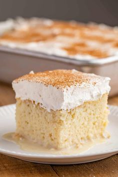 Authentic Mexican Desserts, Mexican Dessert Recipes, Dinner Recipes, Food Cakes, Cupcake Cakes, Baking Cakes, Desserts For A Crowd, Easy Desserts, Delicious Desserts