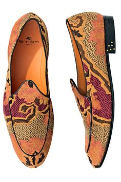 Etro - Men's Accessories - 2013 Fall-Winter