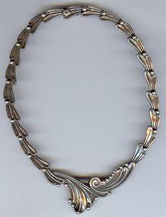 Vintage Taxco silver