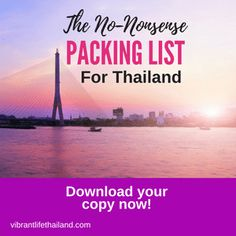 Hours and hours of research, experiences, travels and fun to help you plan your next trip to Thailand. Find out about places to visit in Thailand.