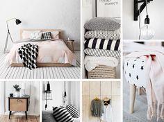 Quarto no estilo escandinavo | Danielle Noce