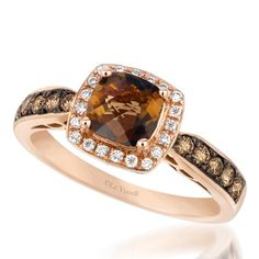 The only designer to feature chocolate diamonds, Le Vian Chocolatiers have historically produced some of the most unique and grandiose jewelry in 14kt and 18kt gold. Description from bengarelick.com. I searched for this on bing.com/images
