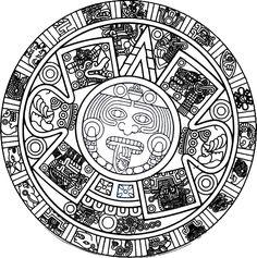 Mayan Tattoos, Mexico Art, Aztec Art, Chicano Art, Samoan Tattoo, Metal Art, Tatoos, Designer, Tattoo Designs