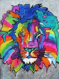 Beautiful Chalk Pastel Artworks (1)